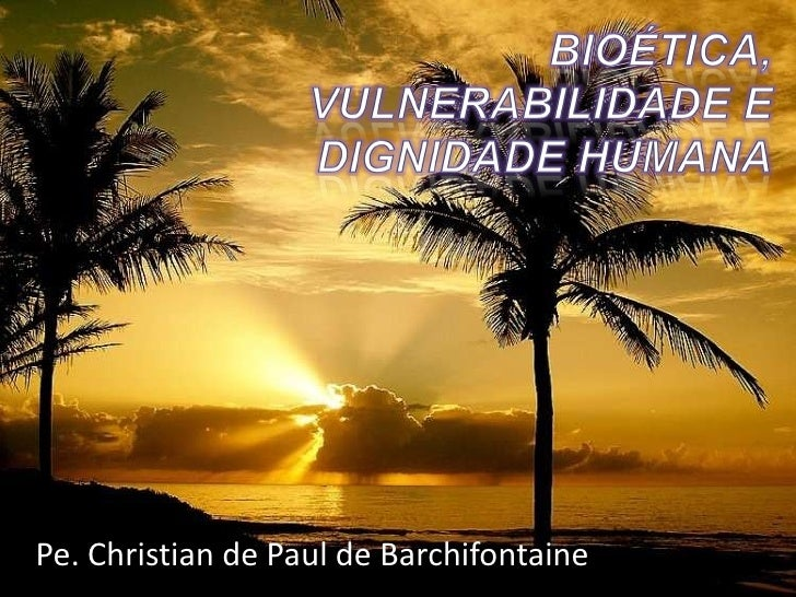 Pe. Christian de Paul de Barchifontaine