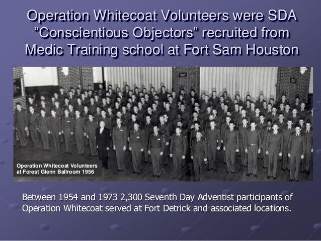 Operation White Coat