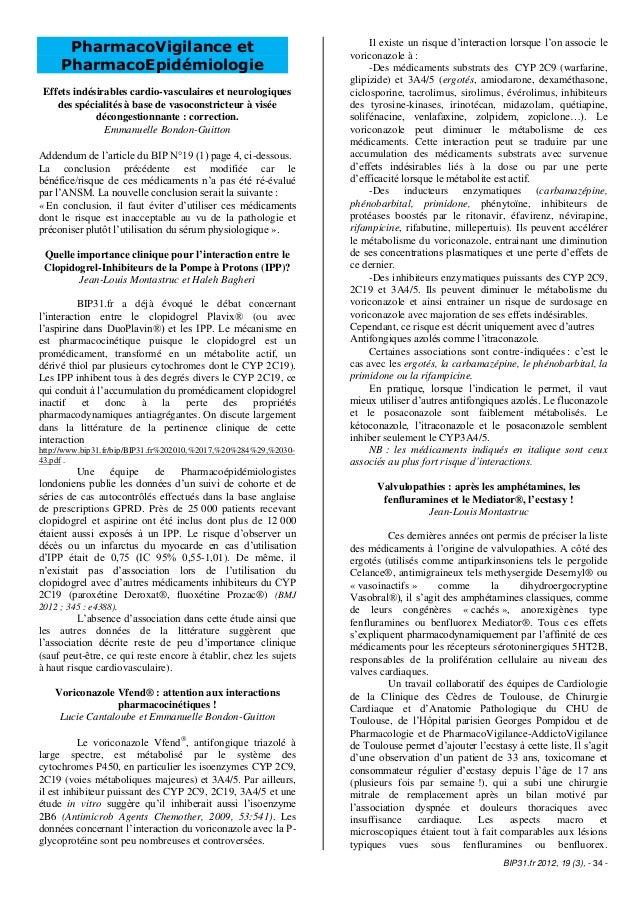 Le bulletin du Bip31