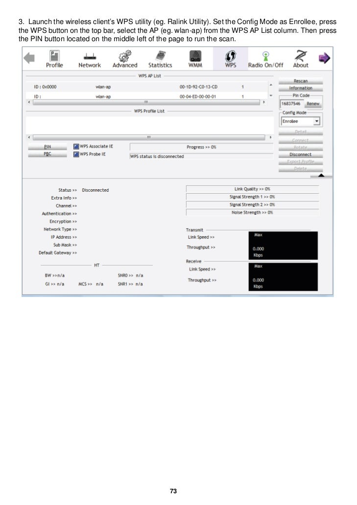 Billion BiPAC 7300NX Router Manual