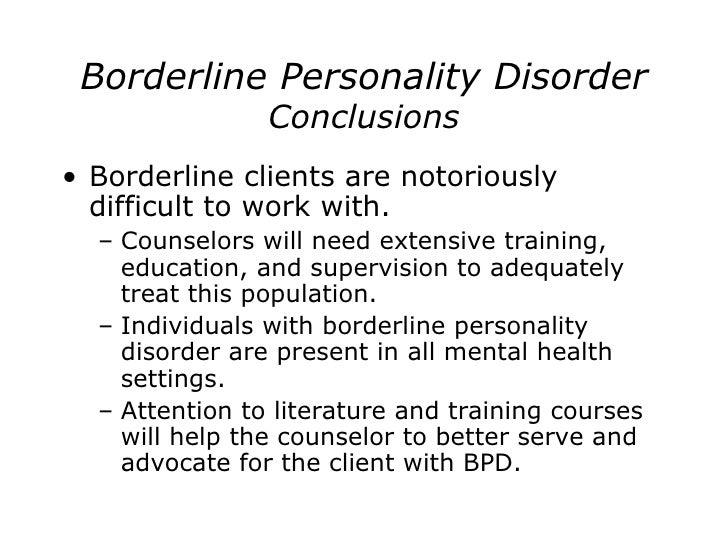 Bipolar And Borderline Powerpoint 4 10 08