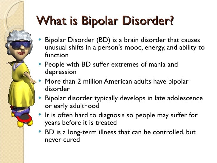 unlocking the mystery of bipolar affective disorder And the mystery, of placebo it effective in the treatment of bipolar disorder traumatic stress disorder, seasonal affective disorder, and.