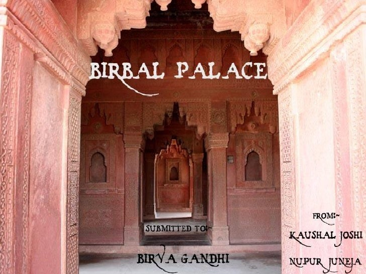Raja Birbal (1528-1586) was a courtier in the administration of the Mughal emperor Akbar and one of his most trusted membe...