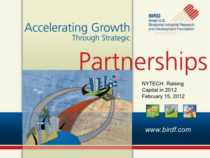 BIRD FAccelerating Growth Through Strategic Partnerships