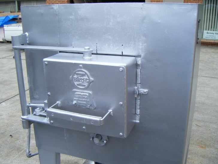 Birlec Electric Furnace