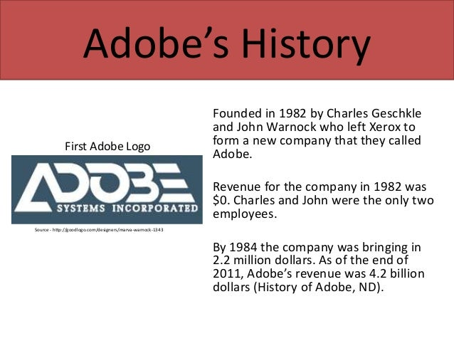 Adobe Business Model PowerPoint Slide 3
