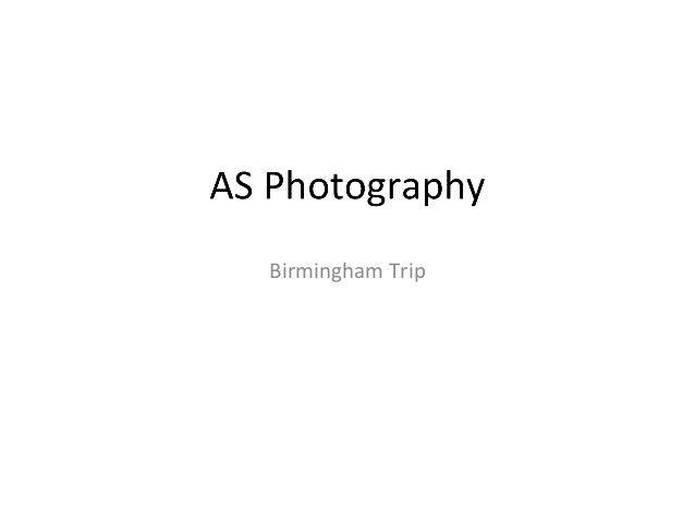 Birmingham Trip