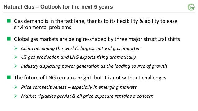 LNG: Driving global gas growth & improving flexibility Slide 2