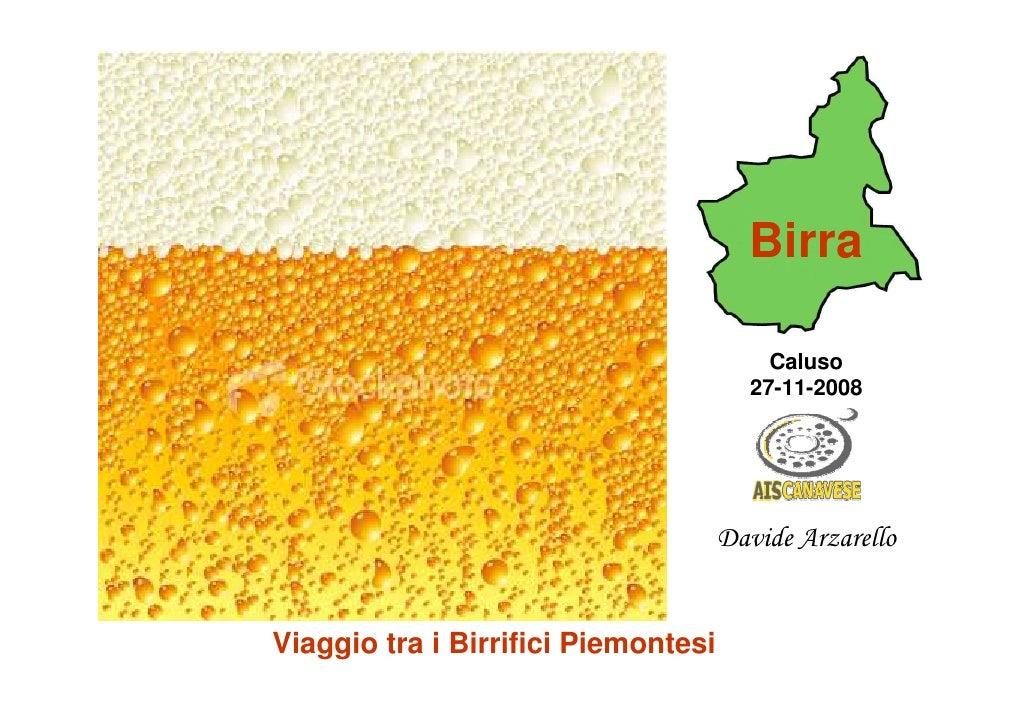 Birra                                           Caluso                                        27-11-2008                  ...