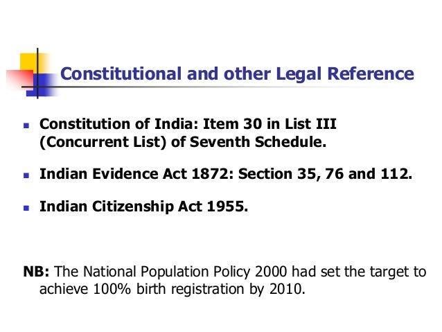 birth and death registration act 1969 pdf in hindi