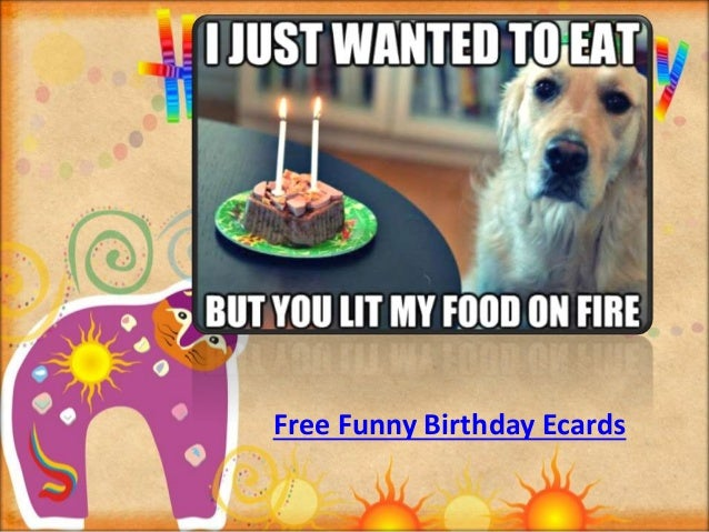 Free Funny Birthday Ecards For Son – Free Funny Birthday Cards