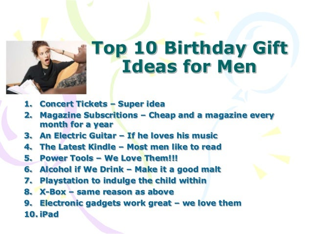 Birthday Gift Ideas For Husband A Who Has Everything