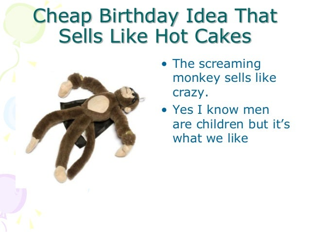 Yourself 6 Cheap Birthday