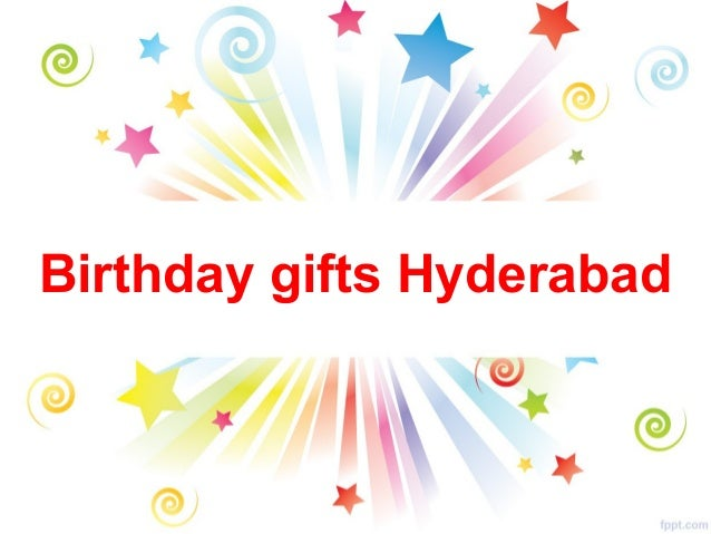 Birthday Gifts Hyderabad Delivery In