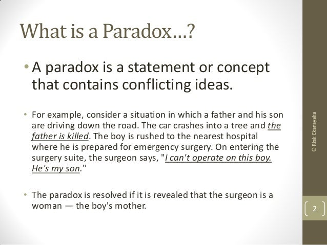 an overview of a paradox about alcohol related accidents
