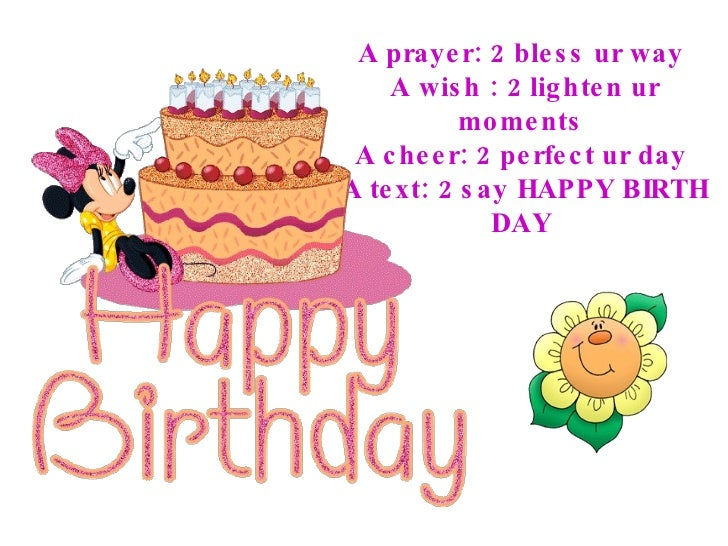 Birthday wishes – Islamic Birthday Greetings