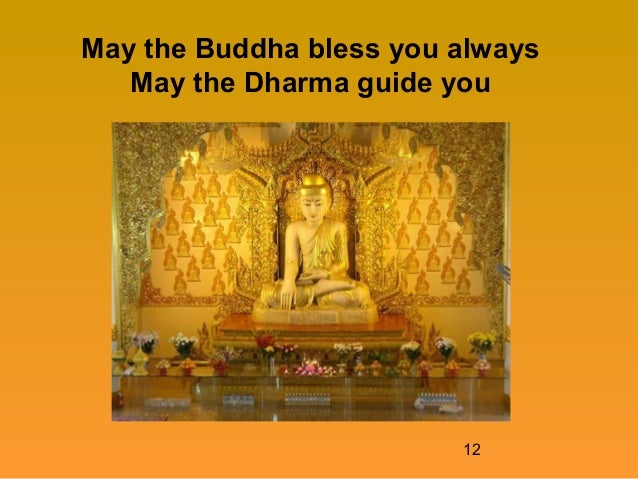 Birthday wishes 12 may the buddha bless you always may the dharma guide you m4hsunfo