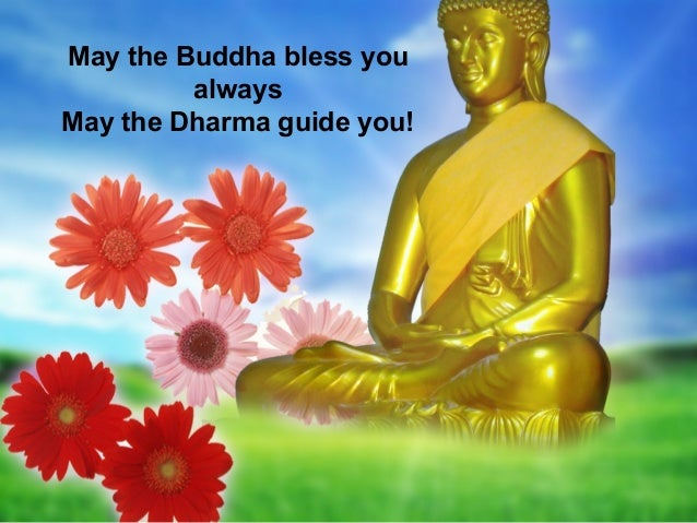 Birthday wishes 4 may the buddha bless you always may the dharma guide you m4hsunfo