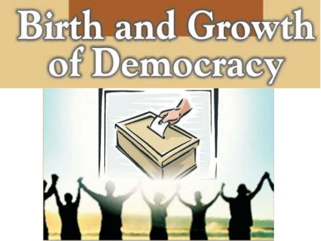DEMOCRACY A CONCEPTUALUNDERSTANDING• While some of the Greek city states had regimesthat had Democratic aspects, Modern De...