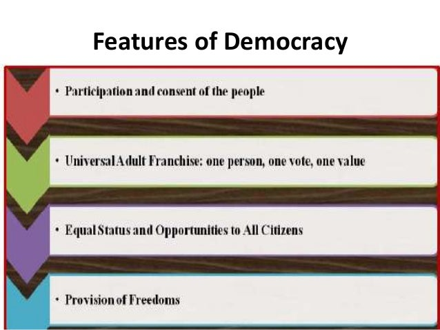 The story of Modern Democracy• The stories of Modern democracy began at leastthree centuries ago.• The emergence of Modern...