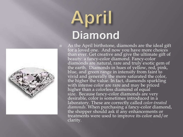 Learn About Birthstones