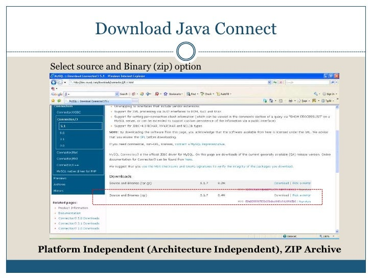 Connecting MySQL and Eclipse BIRT using JDBC Connection<br />