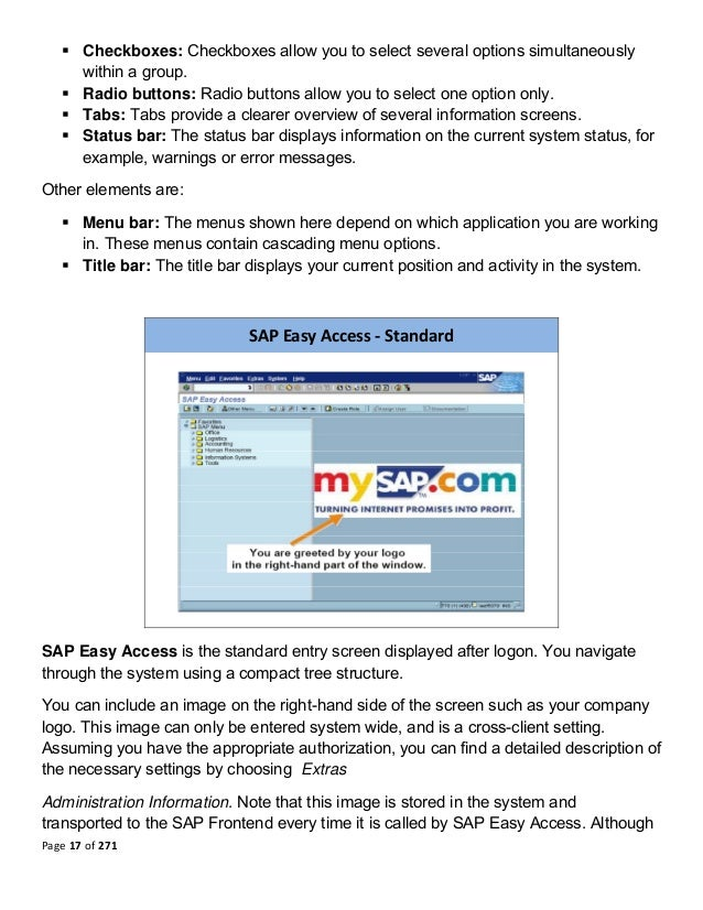 SAP Training - Learn SAP - Beginners | SAP PRESS Books and ...