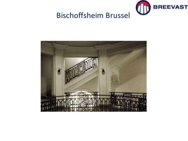 Breevast - Bischoffsheim Brussel Slide 2