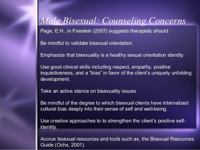 Gay bisexual domination