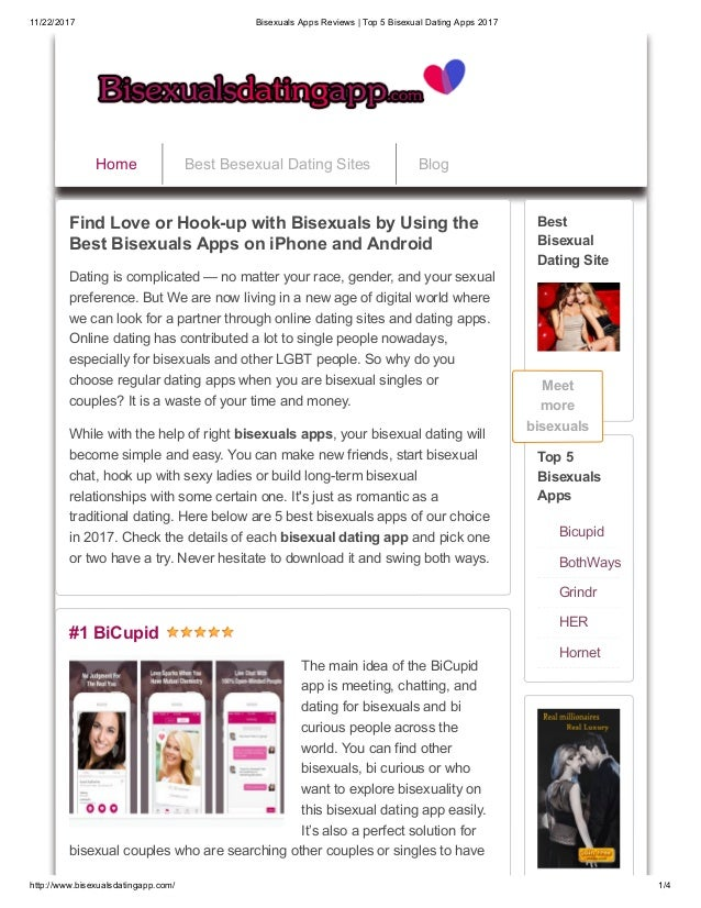 topp 5 iPhone dating apps