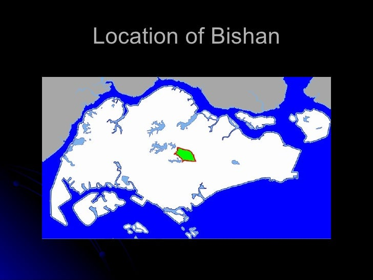 Location of Bishan