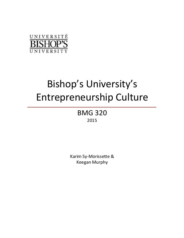 Term papers about entrepreneurship