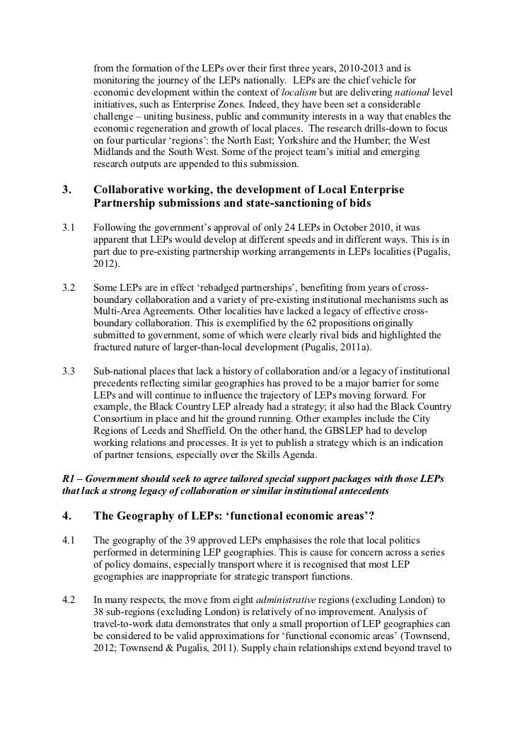 BIS LEPs and RGF inquiry   pugalis bentley gibbons shutt Slide 2