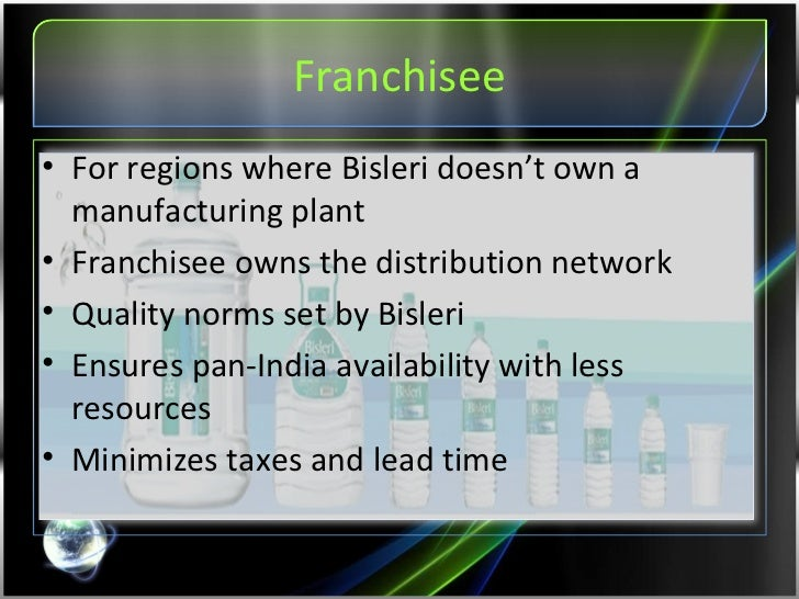 distribution bisleri Read more about bisleri to set up 25 new bottling plants on business standard  the company has also expanded its distribution network to meet the increasing .