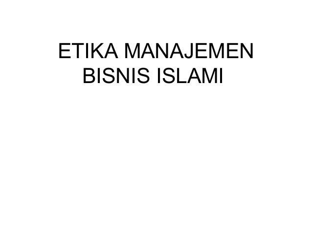 MENGGAGAS BISNIS ISLAMI EBOOK DOWNLOAD