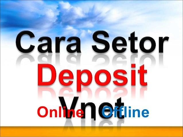 Image Result For Cara Deposit Pulsa Lewat Bank