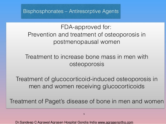 Bisphosphonates for osteoporosis where do we go from here ...