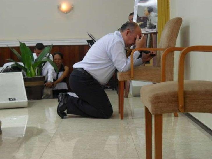 Concentração com Bispo Mauro