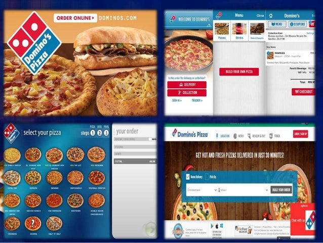 Information System at Domino's