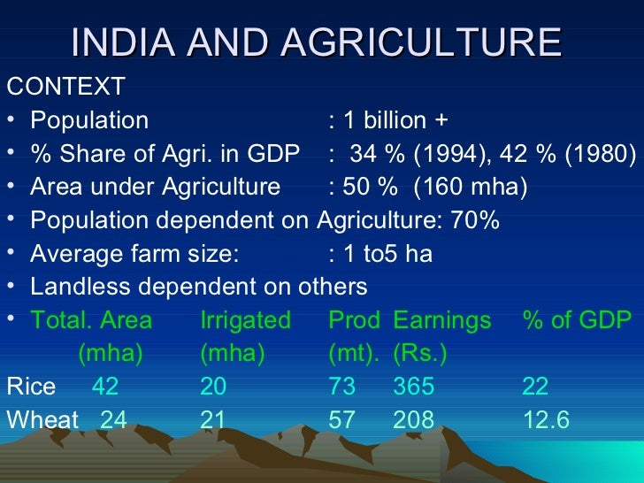 indian agriculture and climate change impact The vulnerability of indian agriculture to climate change is well acknowledged but what is not fully appreciated is the impact this will have on rain-fed (non-irrigated) agriculture, practiced .
