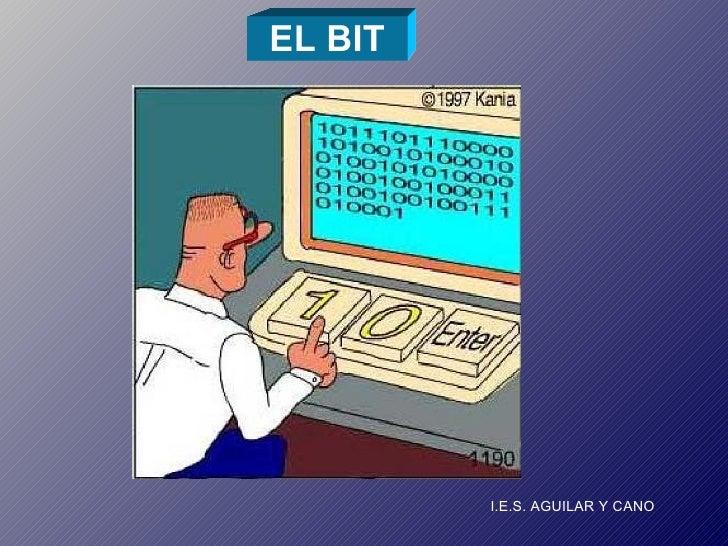 I.E.S. AGUILAR Y CANO EL BIT