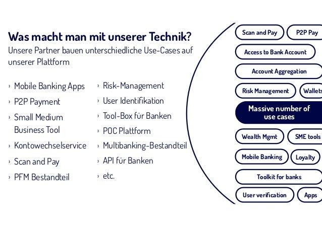 Konkrete Beispiele Produkte für Privatkunden und SMBs Without figo Kontoalarm would have been required to invest an additio...