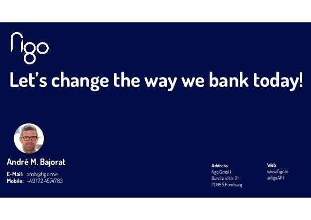 figo auf der BIT 2015 Retail Banking, Private Banking und Zahlungsverkehr