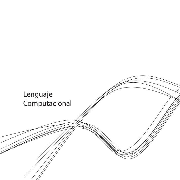 Lenguaje Computacional