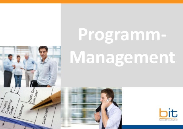 Programm- Management