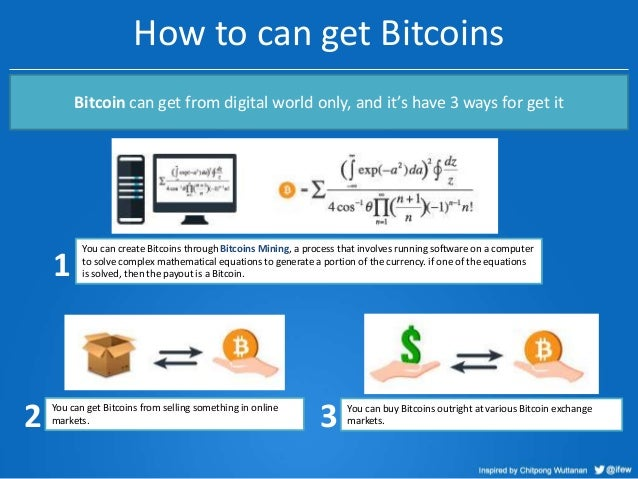 Introduction bitcoin how to can get bitcoins ccuart Choice Image