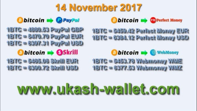 Cryptocurrency exchange paypal to webmoney qpr vs huddersfield betting expert sports
