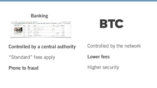 HOW DOES THE BITCOIN TECHNOLOGY WORK?