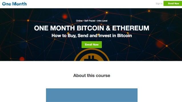 Bitcoin, Ethereum, and Blockchain - Digital Literacy @ Columbia University Business School