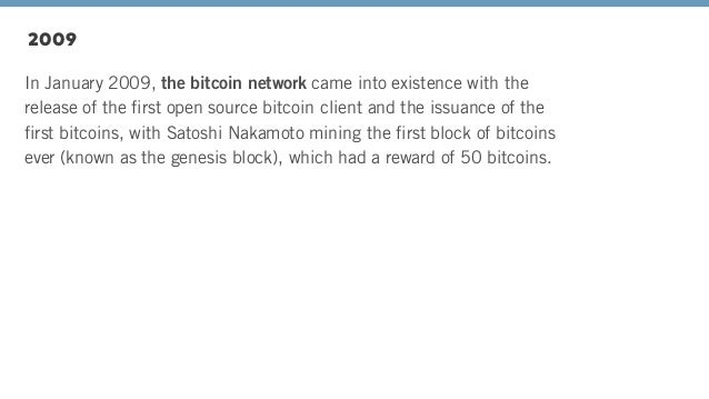 FEBRUARY 2011 1 BTC = $1 USD